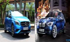 벤츠 A클래스 VS BMW 1시리즈 비교 시승