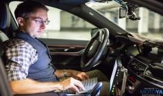 BMW, 하반기부터 7시리즈 자율주행차 시범운행 돌입