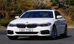 BMW의 주역, 화려하게 거듭나다 - BMW 520d M Sport Plus 시승기