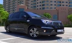 9인승으로 접근성 높인 다재다능 LUV, 코란도 투리스모 9인승 RT 4WD 시승기