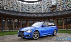비교시승 - BMW 320d 투어링 M 스포츠 VS 볼보 V60 D4 R-디자인