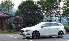 속이 꽉 찬 알짜배기 스포츠 왜건 - 볼보 V60 D4 R-Design DRIVE-E 시승기