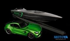 메르세데스 AMG가 만들면 보트도 GT R이 된다.