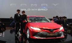 0부터 다시 만든, Wild Hybrid – 토요타 신형 캠리 출시
