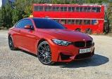 가을 끝자락에서 M을 외치다 - BMW M4 C.P 시승기