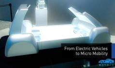 파나소닉, CES에서 EV 플랫폼 선보여
