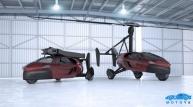 세계 최초의 하늘을 나는 양산형 자동차, PAL-V Liberty