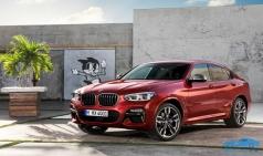 BMW SAC의 허리, 2세대 'X4' 최초 공개