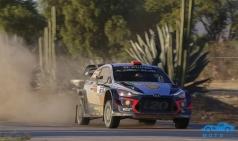현대 WRC팀, 멕시코 랠리서 제조사 1위 달성