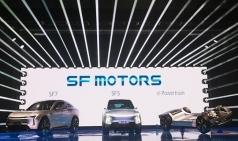 중국 프리미엄 전기 SUV 등장