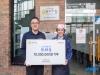 한국 토요타 자동차 '안나의 집'에 기부금 전달식 진행