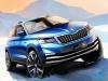 [오토차이나 2018] 스코다, 중국 전용 SUV 공개 초읽기