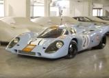 역사상 가장 위대한 레이싱카, 포르쉐 917 Gulf가 재현된다?