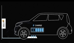 기아차, 전기차를 무선으로 충전하는 기술 개발