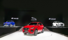 스포티함 강조한 컴팩트 SUV, 재규어 E-PACE