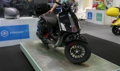 작지만 강한 존재감, VESPA Sprint Carbon 125