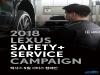 렉서스 코리아, '세이프티 플러스' 서비스 캠페인 실시