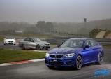 완벽에 다가서다 - BMW M5 서킷 시승기