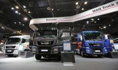 만트럭버스코리아, 2018 부산국제모터쇼에서 중소형 트럭 신차 공개