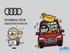 아우디 코리아, 2018 부산 모터쇼 관람객을 위한 다양한 이벤트 진행