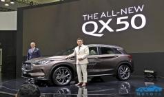 인피니티, QX50 필두로 SUV 라인업 강화한다