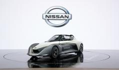 닛산, 부산모터쇼서 미래 방향성 제시하는 모델 두 종 선보여