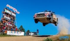 현대차, WRC 7라운드도 우승...손에 잡히는 시즌 챔피언 트로피