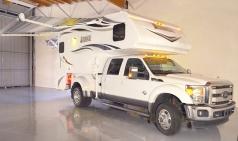 편의성 높은 구성, 랜스 트럭 캠퍼 975