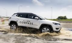 오프로드 종가의 피가 흐르는 소형 SUV – 지프 컴패스 시승기