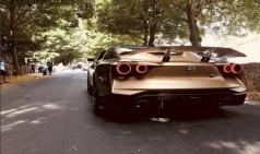 굿우드 페스티벌에 모습 드러낸 GT-R50