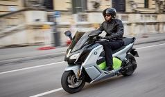 BMW 모토라드, 뉴 C 에볼루션 공식 출시