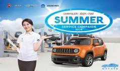 FCA 코리아, 2018 여름 서비스 캠페인 실시