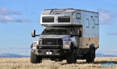 극한의 탐험을 위한 모터홈, 어스로머 XV-HD