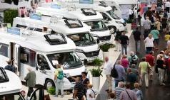 세계 최대 카라반 박람회, 카라반살롱 개최