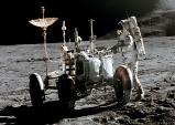 달 위를 달리는 자동차, '월면차'를 아십니까?