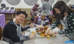 한국지엠, 송년맞이 릴레이 자원봉사로 지역사회에 온정 전달