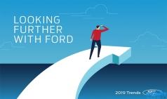포드자동차, 2019 트렌드 리포트 발표
