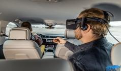 아우디, 자동차를 가상현실 경험 플랫폼으로 통합하는 기술 선보여