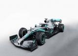 새로운 F1 머신 메르세데스-AMG F1 W10 EQ Power+ 공개