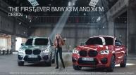 새로운 BMW X3 M, X4 M 디자인
