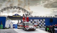 토요타 가주 레이싱, 2019년 FIA 월드 랠리 챔피언십(WRC) 2차전 우승