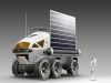 토요타, 일본 우주기구와 달 탐사차 개발 진행중