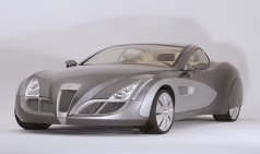 [혁신의 시작, 컨셉트카] 전설적인 러시아 차의 부활-루소 발티크 임프레션