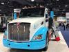 앨리슨 트랜스미션-피터빌트, 전기 트럭 579EV 출시