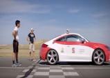 美스탠포드 대학교, 자율주행 자동차로 서킷 질주