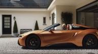 은퇴한 메르세데스-벤츠 회장 디터 제체 BMW i8 소유하다