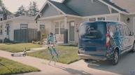 포드, 자율주행차와 배달 로봇