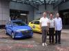 현대차 싱가포르 택시사에 아이오닉HEV 2천대 공급 계약