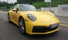 전통과 영리함이 공존하는 스포츠카 - 포르쉐 911 서킷 체험기