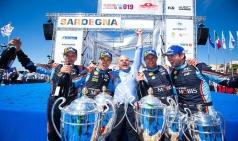 현대 월드랠리팀, 2019 WRC 시즌 세번째 우승 달성